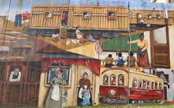 on community - West Bottoms of Kansas City, Kansas in the Argentine district